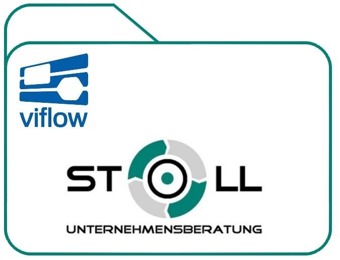 QMS Ordner QM-System nach ISO 9001 mit Viflow