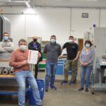 Unternehmensberatung Stoll führt  ALLMECH zur ISO 9001 Zertifizierung