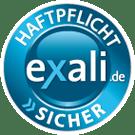 Unternehmensberatung Stoll ist bei Exali versichert Organisationsentwicklung - Unternehmenskultur - Motivation - Werte - Unternehmensberatung Stoll - ISO 9001 Zertifizierung QM-Beratung - QM-System Qualitätsmanagementsystem- Audit - Zertifizierung - Arbeitsschutz Fachkraft für Arbeitssicherheit – Sifa – Fasi – Datenschutz - externer Datenschutzbeauftragter - DSGVO