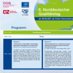 Unternehmensberatung Stoll hält einen Vortrag:   Arbeitsschutz im Homeoffice beim 6. Norddeutschen Qualitätstag 2021